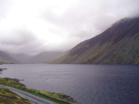 Wastwater Lake and Misy Mountains photo
