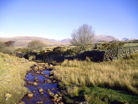 Birkerthwaite Fell, Lake District Stock Photo - 23034541