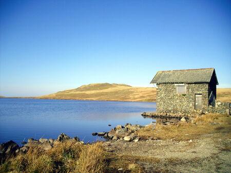 lake district: Devoke Water, Lake District