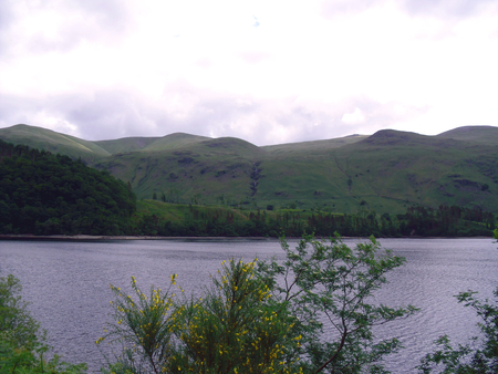 cumbria: Thirlmere, Cumbria