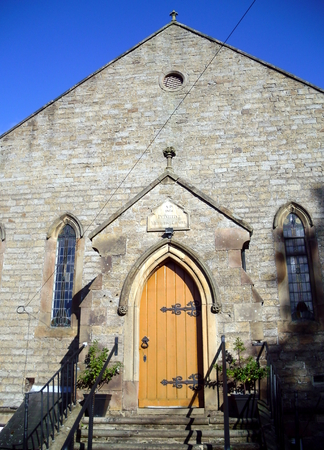 Frosterley Primitive Methodist Chapel in Weardale, County Durham