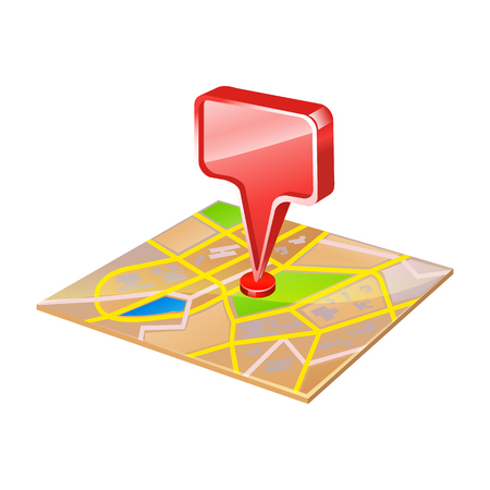 tagging: Map and geotag. concept of geolocation, geographic, positioning, guide, geotagging, mapping, targeting, placement, tagging.