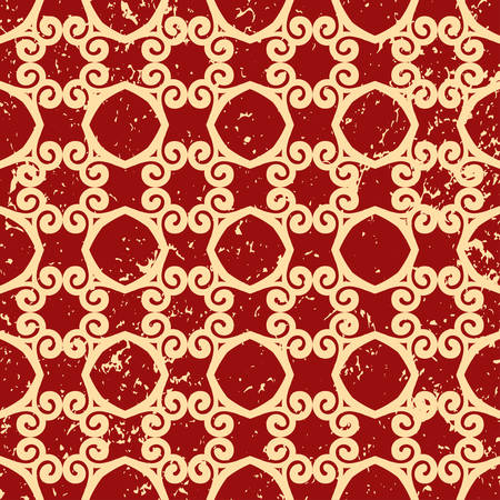 Ornamental grunge vintage textured background. Scratched backdrop.