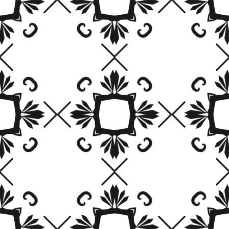 victorian wallpaper: Vintage style seamless pattern. Vector illustration for wallpaper, fabric, oilcloth, textile, wrapping paper and other design