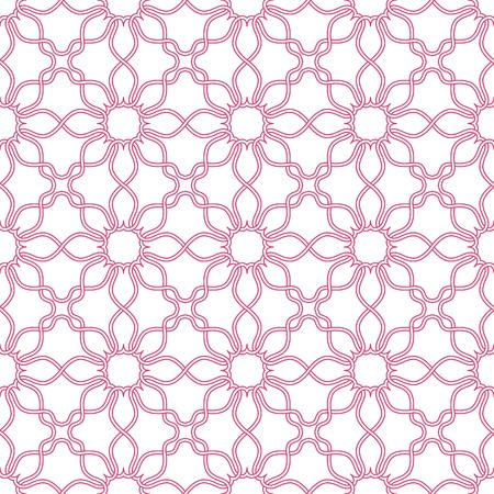 arabesco: Arabesque patrón sin fisuras hermosa oriental árabe islam. Fondo abstracto del vector. Vectores