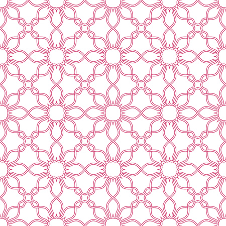 arabesque: Arabesque seamless beautiful oriental arabic islam pattern. Abstract vector background.