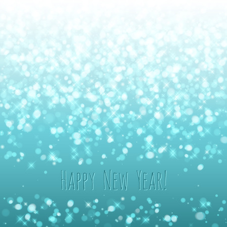 glitter glow: Glitter glow sparkles magical background. New year and christmas design. Vector illustration.