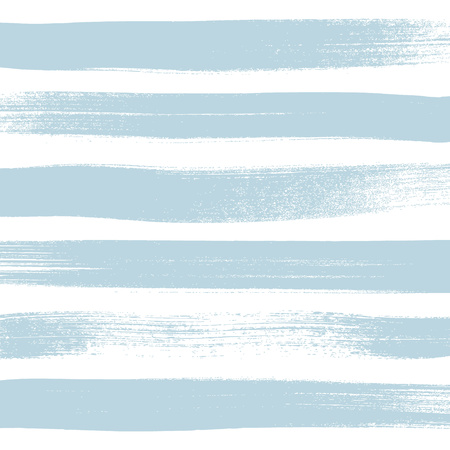 Painted hand drawn stripes colorful background. 向量圖像