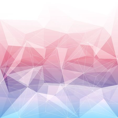 crystal background: Colorful abstract crystal background.  Illustration