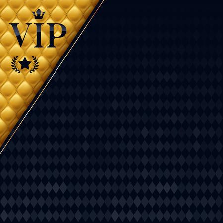 platinum: VIP invitation premium design background template. Illustration