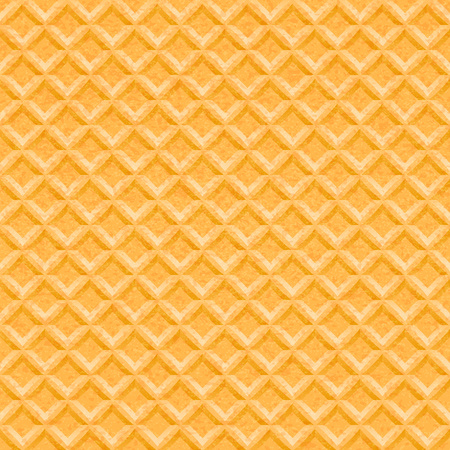 Wafer seamless vector background.