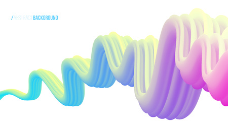 Dynamic motion abstract background.
