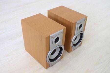 Two Speakers photo