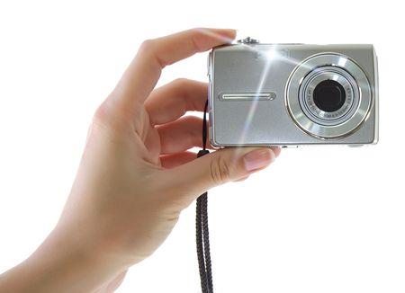 Digital compact camera photo
