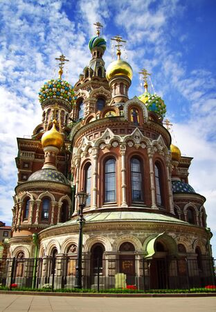 st petersburg: Church of the Savior on Blood  St  Petersburg, Russia