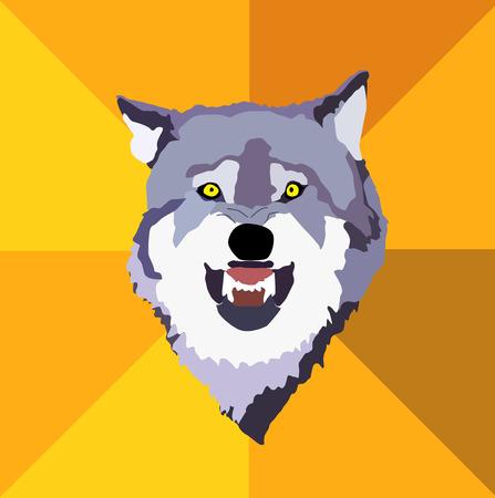 siberian: courage wolf