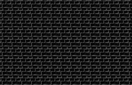 Black Brick Illustration