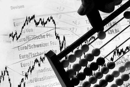 finanzen: Börse rechnen
