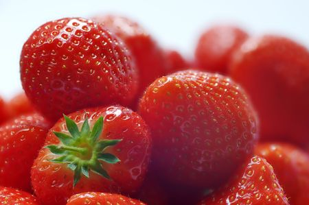 healthily: Stawberries