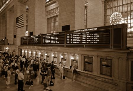 Grand Central Station- New York City photo