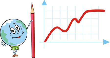 merrily: mondo grafico richiama la crescente