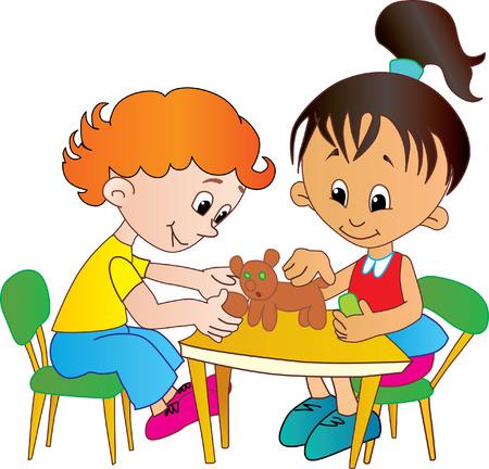 merrily: I bambini di creare