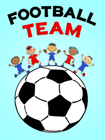 Soccer ball icon. Soccer ball Vector isolated on white background. Flat vector illustration in black. EPS 10