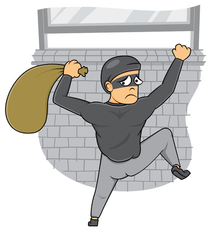 robbed: Thief Caught