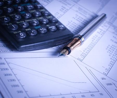 contabilidad financiera cuentas: Contabilidad con l�piz y calculadora