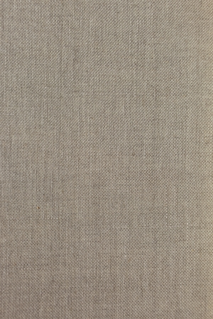 Fine texture of linen canvas fabric background  photo