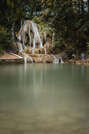 Lucansky waterfall is a national natural monument in the TANAP area.