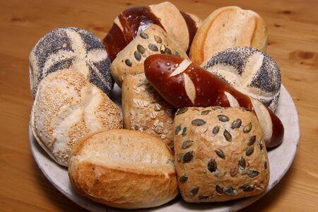 breadbasket: Fresh Roll