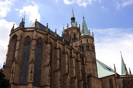 antik: Dom in Erfurt