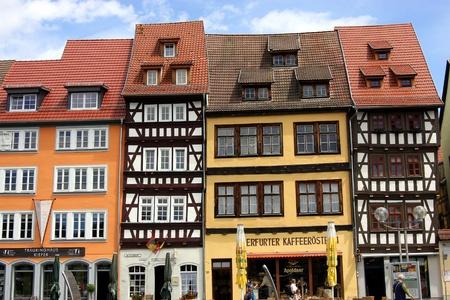 erfurt: Old Town of Erfurt