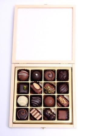 Box of chocolates Stock Photo - 12965137