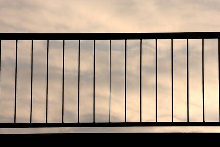 balustrade: balustrade Stock Photo