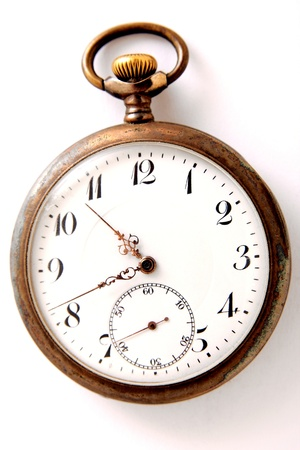 moment: pocket watch
