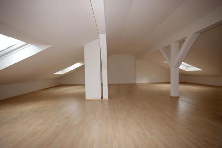 attic: attic flat