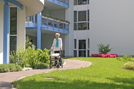 nursing home: Nursing home Editorial