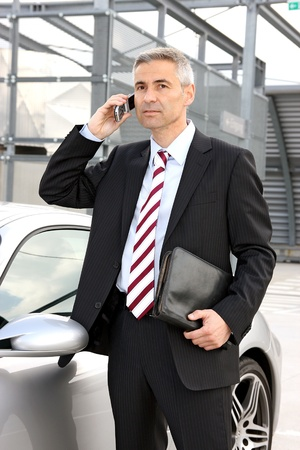 businessman called Stock Photo - 13233075