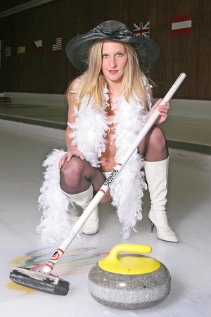 curling Stock Photo - 13226272