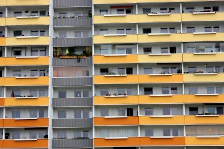 concrete blocks photo