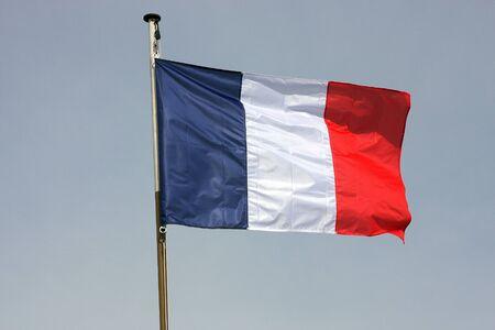 french flag Stock Photo - 14232777