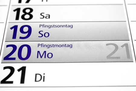 pfingsten: Pfingsten