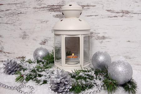 Christmas Lantern photo