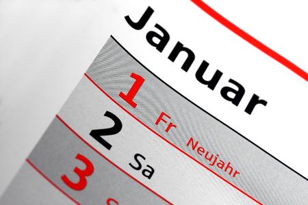 new year s day: Neujahr