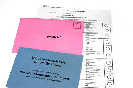election choices: voting
