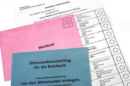 baden wurttemberg: voting