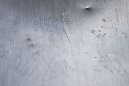 nice dented metal surface Stock Photo - 7539067