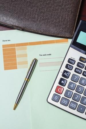 get ready: Preparatevi per il calcolo delle imposte.
